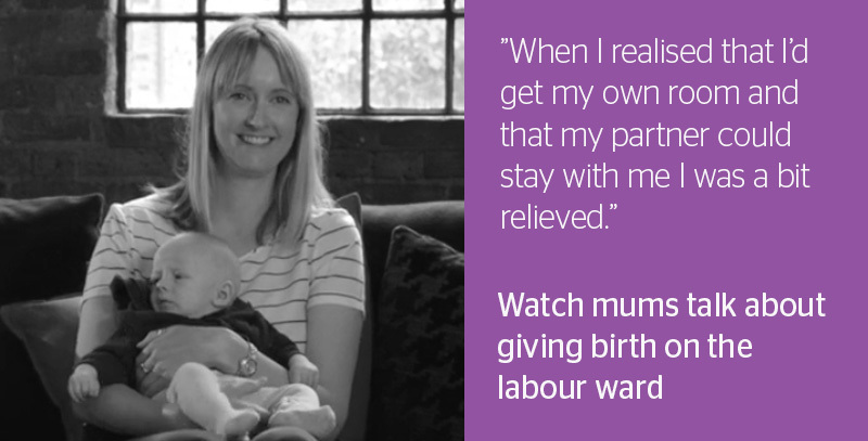 Labour ward video