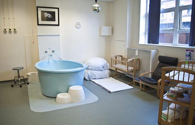 Nicu Private Rooms Vs